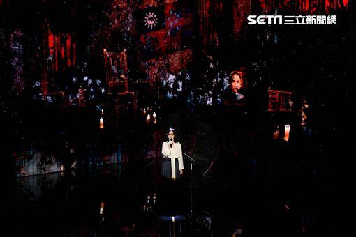 表演│最佳原創電影歌曲入圍:光明之日《返校》/演唱:雷光夏 圖/金馬執委會提供