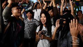 香港區議會選舉(圖/翻攝自Stand News 立場新聞)