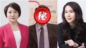 范雲,謝龍介,劉宥彤(組合圖/翻攝自臉書)