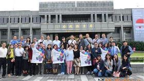 中市府市地重劃跨縣市交流 行銷2020台灣燈會(圖/台中市政府)