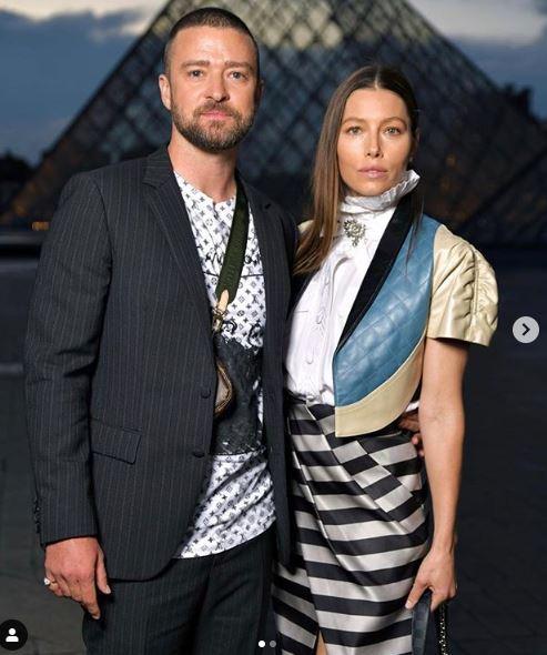 賈斯汀Justin Timberlake傳偷吃黑人女星艾莉莎溫萊特/IG