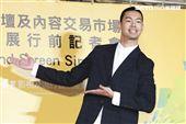 2019新加坡電視影匯市場展行前記者會《守著陽光守著你》演員陳大天。(圖/記者林士傑攝影)