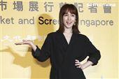 2019新加坡電視影匯市場展行前記者會《76号恐怖書店》演員小薫。(圖/記者林士傑攝影)
