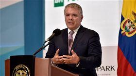 哥倫比亞總統Ivan Duque(圖/翻攝自Ivan Duque臉書)