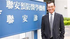 聯安預防醫學機構李文雄總經理(圖/翻攝自藹玲幸福相談所FB)