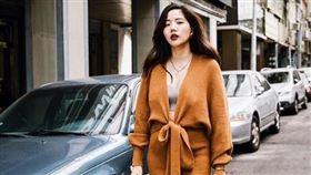 陳艾琳,顏庭笙,懷孕,美圖(圖/翻攝自chen_ai_ling51 IG)