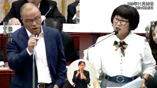 議會,李喬如,葉匡時,韓國瑜,飲料
