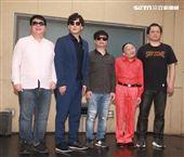 蕭煌奇演唱會結束後將和「全方位樂團」同遊日本迪士尼樂園。(記者邱榮吉/攝影)