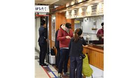 日本人氣章魚燒店Hanadako被大阪國稅局查出長達5年涉隱匿營業所得,總金額逾1億4000萬日圓(約新台幣3900萬元)。(共同社提供)