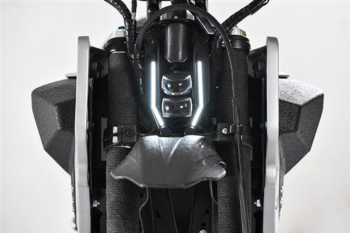 ▲由ebike改裝的軍用電動機車。(圖/翻攝網站)