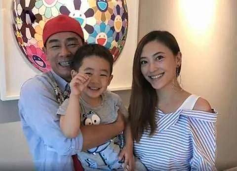 jasper 應采兒陳小春 翻攝微博