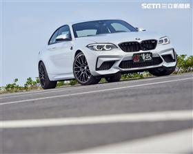 BMW M2 Competition(車訊網)