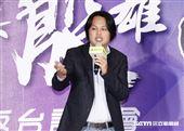 陳偉殷返台記者會。(圖/記者林聖凱攝影)