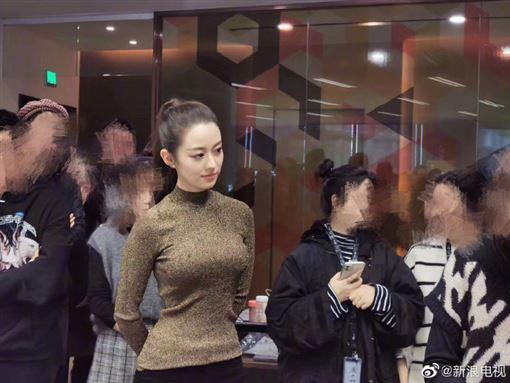 郎朗,吉娜愛麗絲,身材,芭比(圖/翻攝自新浪電視微博)