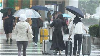 5縣市防雨彈 氣象局揭「最冷時間」