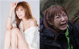 前「女F4」成員劉樂妍被爆遭遇「潛規則上百次」。翻攝劉樂妍微博