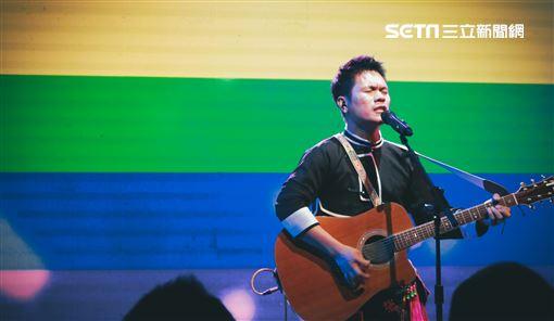 (米大創意 提供)金曲原民歌王 Suming舒米恩睽違五年全新單曲「我想做個夢>」