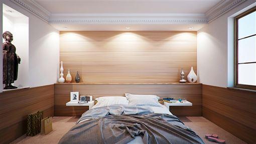 -床-旅館-飯店-(圖/pixabay)