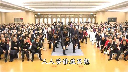 桃園,慈警會,佛法,警察服制,徐國晃
