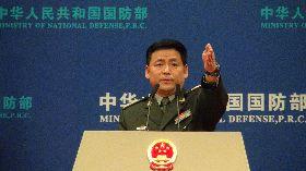 中國國防部:中日推進建立海空聯絡機制