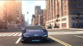 ▲Audi虛擬概念車RSQ e-tron。(圖/Audi提供)