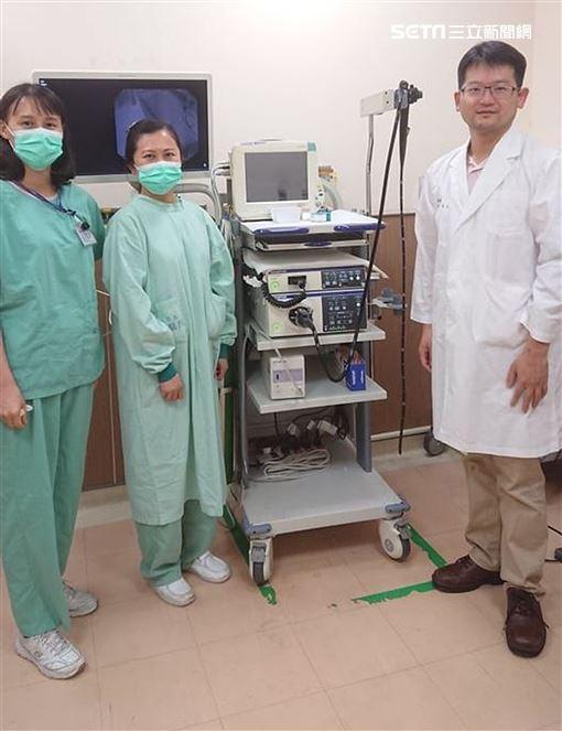 安南醫院,消化科,蔡坤峰,直腸癌,大腸癌,血便,裡急後重圖/安南醫院提供