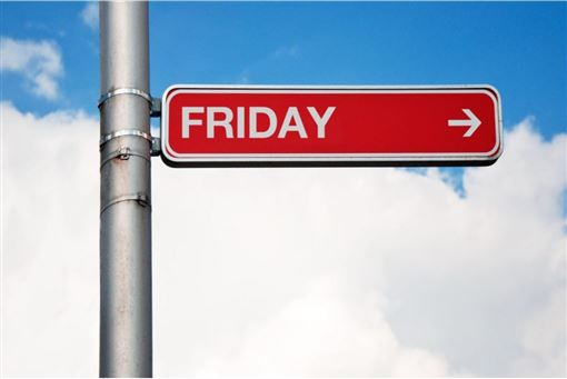13號星期五,趨勢科技,黑色星期五,Black Friday,Friday 13th,黑購節