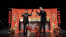 宜蘭,傳藝園區,傳統藝術中心,高雄偶劇團隊,演出(圖/國立傳統藝術中心提供)中央社