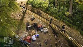 香港理工大學,警方,學校解封,交還,校方(圖/翻攝自Stand News 立場新聞)