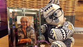客製泰迪熊(有些是逝者衣服),翻攝自臉書粉專Mary Mac