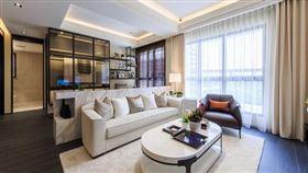 台北市老少宅比價,平均價差破五成,中山區價差最大,大安宅老而彌堅(圖/資料照)