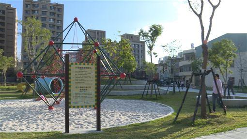 公園成打卡熱點 台中美樂地友善環境