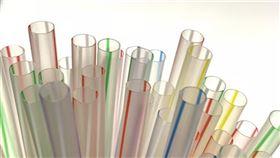 溫哥華,表決通過,禁止,塑膠吸管,塑膠袋(圖/中央社)
