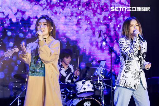 郁可唯、F.I.R.閻奕格、Lydia 「造夢者2.0演唱會」 照片提供:華研國際