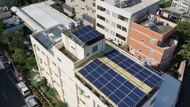 MyGonews/高雄市輔導違建屋頂 設置太陽光電