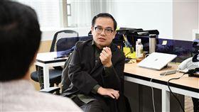 ▲丁學文認為台灣可以成為獨角獸的救命藥方。(圖/KYMCO提供)