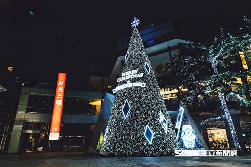 百貨公司聖誕節