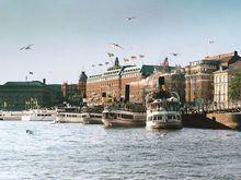 瑞典首都(百度百科)