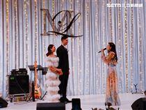 毛加恩婚禮,范瑋琪/讀者提供