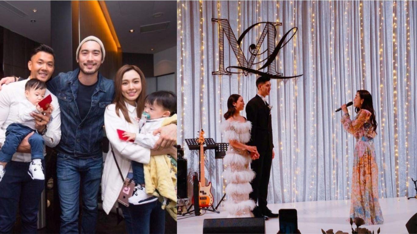 毛加恩婚禮,范瑋琪/臉書
