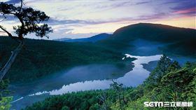 太平山翠峰湖(羅東林管處提供)