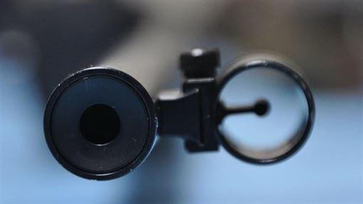 狙擊槍,槍,軍事,國防,安全(圖/中央社)