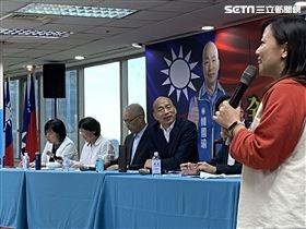 韓國瑜今日發布社福、身心障礙政策。