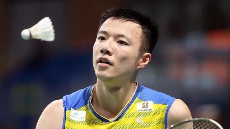 遭桃田賢斗直落二橫掃 王子維羽球年終賽鍍銅
