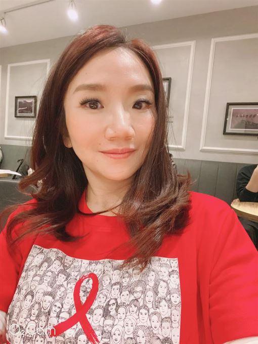 陶晶瑩 翻攝臉書