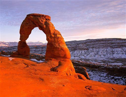 Arches National Park圖/pixabay