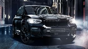 ▲BMW X3 Midnight Edition(圖/翻攝網路)