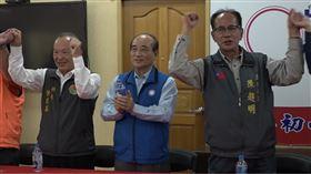 影/公道伯一語雙關!王金平力挺韓國瑜:支持他把市長做好(圖/翻攝自台灣公道伯 王金平臉書)