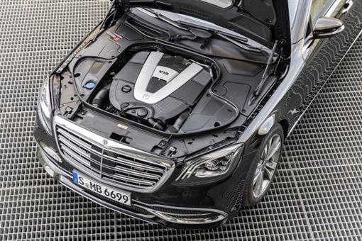 ▲Mercedes-Benz S-Class(圖/翻攝網路)