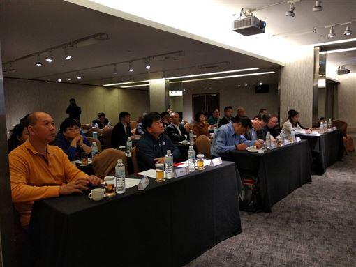 ▲中國金牌教練訪問團。(圖/中華奧會提供)